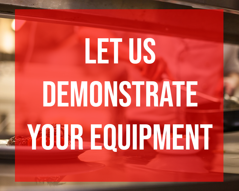 Foodservice Equipment Demo Request