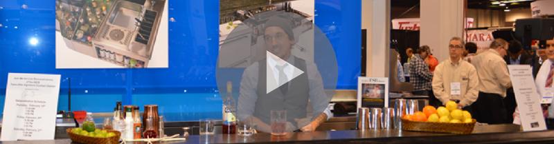 Tobin Ellis demo video of cocktail station